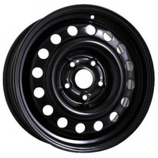 Диски R-STEEL 6.0*15 5/112 37 57,1 (YA529) black (VW)