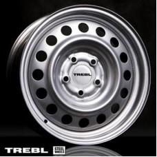Диски TREBL 64C49G silver
