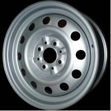 Диски Тольяттинский завод колёсных дисков ВАЗ 2112 (серебристый) (Уценён тов. вид)
