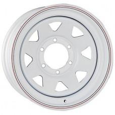 Диски R-STEEL 4*4 White