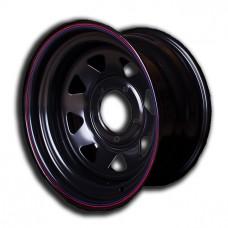 Диски R-STEEL 4*4 black